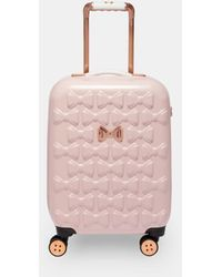 Ted Baker Bow Detail Small Suitcase - Pink