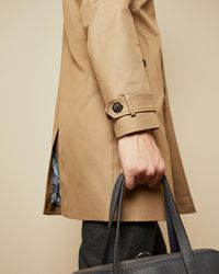 Ted Baker Trenchcoat - Natur