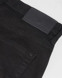 Ted Baker Black Straight Fit Jean