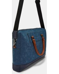Ted Baker - Pitza Pu Document Bag - Lyst