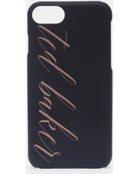 Ted Baker - Logo Iphone 6/6s/7/8 Clip Case - Lyst