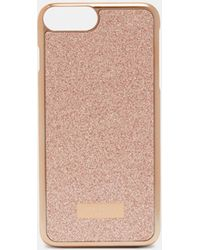 Ted Baker - Glitter Iphone 6/6s/7 Case - Lyst