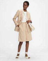 Ted Baker Tailored Short - Natural