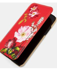 Ted Baker - Berry Sundae Iphone X/xs Book Case - Lyst