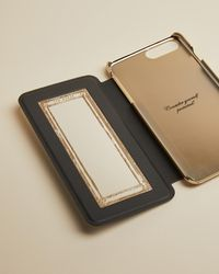 Ted Baker - Opal Iphone 8 Plus Book Case - Lyst