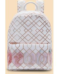 Ted Baker - Sea Of Clouds Backpack - Lyst
