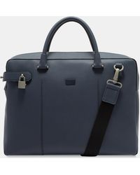 Ted Baker - Rubber Document Bag - Lyst