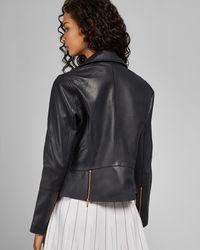 5237fd2b5 Lyst - Women s Ted Baker Jackets Online Sale