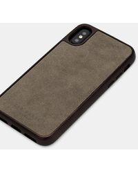 Ted Baker Connected Iphone Xs Max Case - Brown