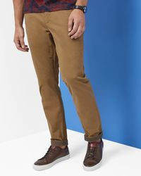 Ted Baker - Classic Fit Chinos - Lyst