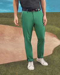 Ted Baker - Golftro Water-repellent Trousers - Lyst