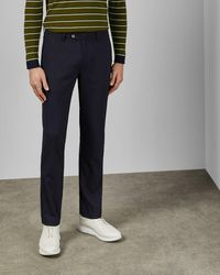 Ted Baker Pantalones - Azul