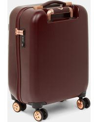 Ted Baker Bow Detail Cabin Suitcase - Multicolour