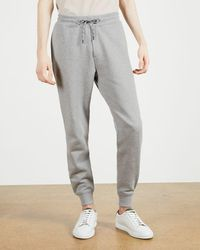 Ted Baker Jersey Jogger - Gray