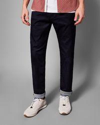 2a6623fd787c Lyst - Men s Ted Baker Straight-leg jeans Online Sale