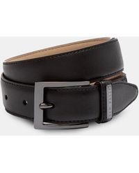 Ted Baker - Leather Belt - Lyst