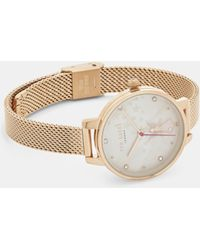 Ted Baker - Fairy Detail Watch - Lyst
