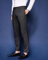 Ted Baker - Semi Plain Trousers - Lyst
