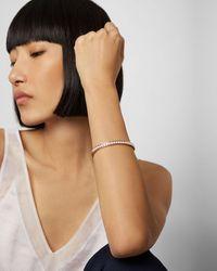 Ted Baker Swarovski® Crystal Bangle - Pink