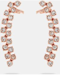 Ted Baker - Princess Sparkle Ear Cuffs - Lyst