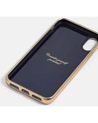 Ted Baker - Hedgerow Iphone X Clip Case - Lyst