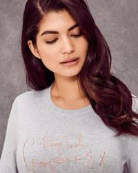 Ted Baker - 'drop Ted Gorgeous' Cashmere-blend Jumper - Lyst