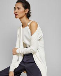 c9d073c170e35a Women's Ted Baker Knitwear Online Sale - Lyst