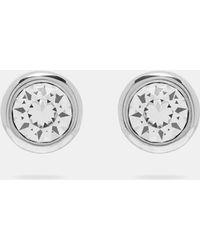 Ted Baker - Swarovski Crystal Stud Earrings - Lyst