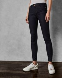abe1c01e655489 Ted Baker - Stitch Detail Skinny Jeans - Lyst