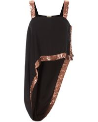Temperley London - Sycamore Draped Top - Lyst