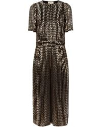Temperley London - Mosaico Cropped Jumpsuit - Lyst