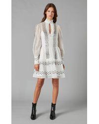 Temperley London Robin Dress - White