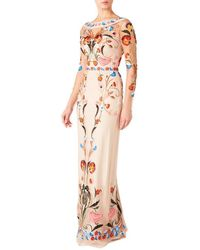 Temperley London Toledo Dress - Multicolor
