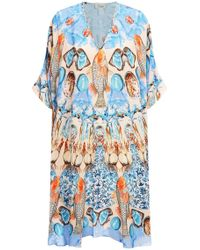 Temperley London - Quartz Short Kaftan - Lyst