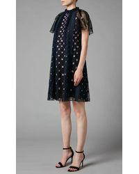 Temperley London Pixie Mini Dress - Black