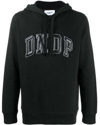 Dondup Felpa con applicazione - Nero