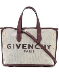 Givenchy Bond Mini Shopper Tote Bag - Multicolor