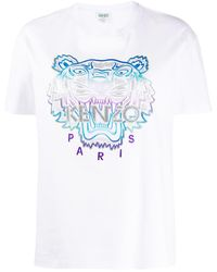 KENZO - Holiday Capsule Tiger T-shirt - Lyst