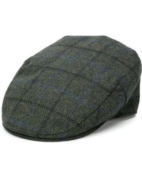 f66c8187e4cdc Lyst - Barbour Tweed Flat Cap in Gray for Men
