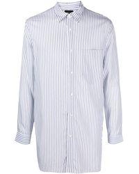 Emporio Armani Camicia a righe - Multicolore