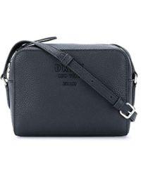 DKNY Camera Bag Noho In Pelle - Nero