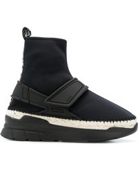 KENZO - K-lastic High-top Sneakers - Lyst