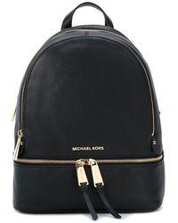 MICHAEL Michael Kors Rhea Backpack - Black