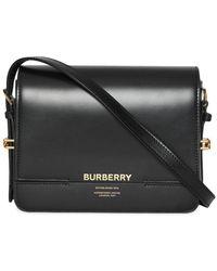 Burberry Borsa Grace - Nero