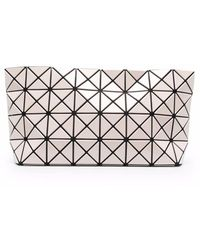 Bao Bao Issey Miyake Prism Geometric Panel Clutch Bag - Multicolour