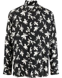 Saint Laurent Shirts Black