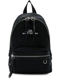Marc Jacobs The Medium Backpack - Black