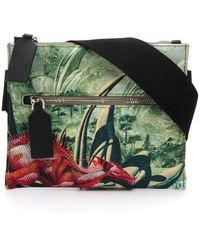 Valentino Garavani Print Crossbody Bag - Black