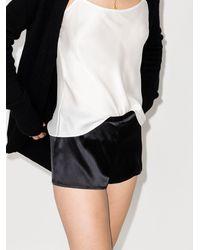 La Perla Elasticated Pull-on Shorts - Black