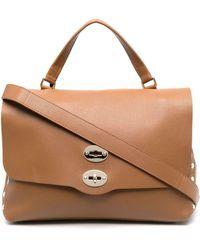 Zanellato - Heritage Leather Tote Bag - Lyst
